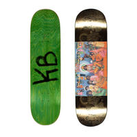 FUCKING AWESOME KEVIN BRADLEY KB LOVE DECK  (8.25 x 31.79inch)