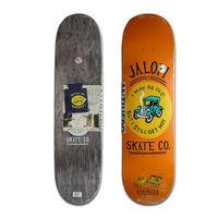 ANTI HERO JALOPI SKATE CO. JULIEN STRANGER DECK  (8.25 x 32inch)