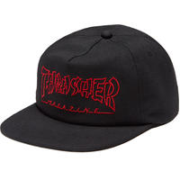 THRASHER CHINA BANKS SNAPBACK CAP