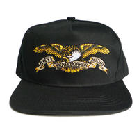 ANTI HERO EAGLE EMBROIDERED SNAPBACK CAP