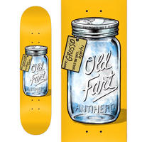ANTI HERO JEFF GROSSO OLD FART DECK   (8.25 x 32inch)