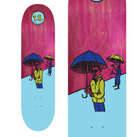 TRANSPORTATION UNIT RAINEY DAY DECK (8.25 x 31.375inch)