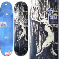 REAL DAVIS TORGERSON CANINES DECK (8.06 x 31.8inch)
