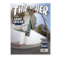 THRASHER MAGAZINE 2021 JULY ISSUE #492