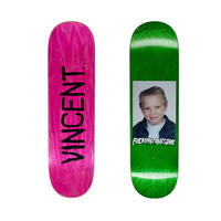 FUCKING AWESOME VINCENT TOUZERY CLASS PHOTO DECK   (8.25 x 31.79inch)