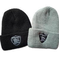 HARD LUCK HARD SIX BEANIE