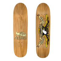ANTI HERO SHAPED EAGLE DECK (8.35 x 32inch)