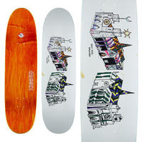 KROOKED BRAD CROMER HOLY HELL DECK (8.38 x 31.7inch)