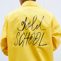 GOLD SCHOOL SPORTSMASTER COACH JACKET
