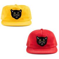 CALL ME 917 BLACK CAT MESH CAP