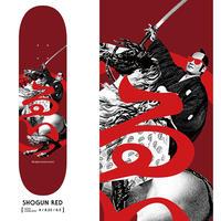 EVISEN SHOGUN RED DECK (8 x 31.1inch)