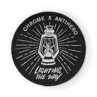 CHROME x ANTI HERO LIMITED PATCH