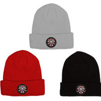 INDEPENDENT x THRASHER PENTAGRAM CROSS BEANIE