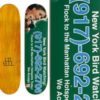 CALL ME 917 BIRD WATCHING DECK (8.18 x 31.8inch)