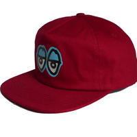 KROOKED EYES SNAPBACK CAP