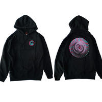 SPITFIRE OVERLAY SWIRL PULLOVER HOODIE