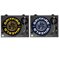 SPITFIRE DEEP CUTS TURNTABLE SLIPMAT