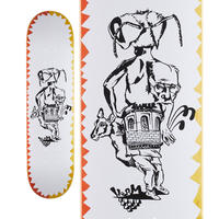 BAKER BRYAN HERMAN DAYDREAMS DECK  (8 x 31.5inch)