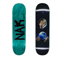 FUCKING AWESOME NA-KEL SMITH TIGER DECK  (8.25 x 31.79inch)