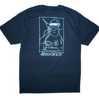 KROOKED SKATE DAD TEE