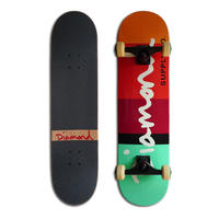 DIAMOND SUPPLY CO. CODE COMPLETE SET  (8 x 31.6inch)