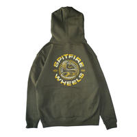 SPITFIRE DEEP CUTS PULLOVER  HOODIE