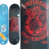 ANTI HERO EIGHTEEN DECK (8.06 x 31.8inch)