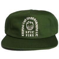 SPITFIRE STEADY ROCKIN' SNAPBACK CAP