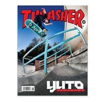 THRASHER MAGAZINE 2021 JUNE ISSUE #491