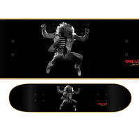 ONE LOVE x BOB LARSON SAMMY HAGAR DECK (8.13 x  31.9inch)