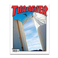 THRASHER MAGAZINE 2019 MARCH ISSUE #464