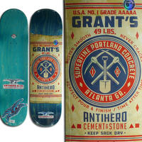 ANTI HERO GRANT TAYLOR GENERAL MERCANTILE DECK  (8.38 x 32.45inch)