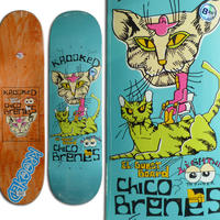 KROOKED CHICO BRENES GUEST LIMITED DECK (8.25 x 32inch)