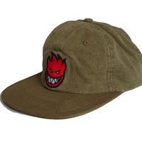 SPITFIRE BIGHEAD FILL STRAPBACK CAP