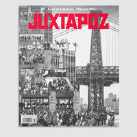 JUXTAPOZ MAGAZINE ISSUE #212 2020 WINTER