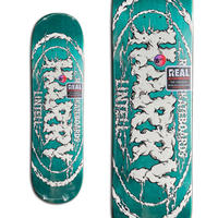 REAL HARRY LINTELL OVAL DECK (8.28 x 31.7inch)