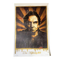 LOST HIGHWAY JOHNNY CASH POSTER
