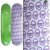 KROOKED PEWPILS PURPLE PRICE POINT DECK  (7.75 x 31.25inch)
