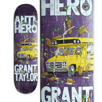 ANTI HERO GARNT TAYLOR MAKA BUS DECK (8.06 x 31.8inch)