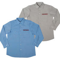 INDEPENDENT GRINDSTONE L/S WORK SHIRT