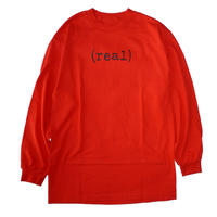 REAL LOWER  L/S TEE