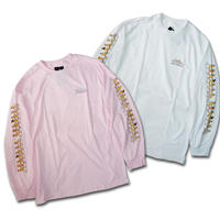 LAKAI x POROUS WALKER GIRLS L/S TEE