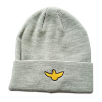 KROOKED OG BIRD EMBROIDERY CUFF BEANIE