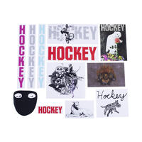 HOCKEY ASSORTED STICKER PACK 2021