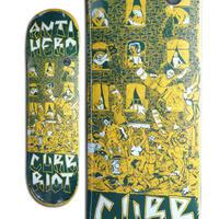 ANTI HERO CURB RIOT REDUX DECK (8.12 x 32inch)