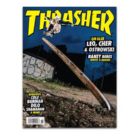 THRASHER MAGAZINE 2020 NOVEMBER ISSUE #484