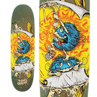 ANTI HERO GRIMPLE STIX GRIMPLE GLUE FRANK GEWER SLICK DECK (8.75 x 31.5inch)