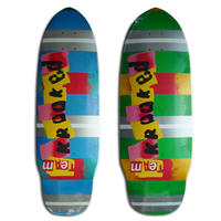 KROOKED RAT STICK LIMITED DECK (8.75 x 29.125inch, 10.2 x 29.125inch)