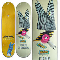 ANTI HERO CHRIS PFANNER WE FLY DECK (8.25 x 32inch)