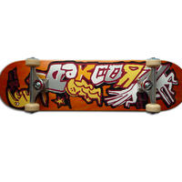 KROOKED SELL OUT COMPLETE SET (8.18 x 31.85inch)
